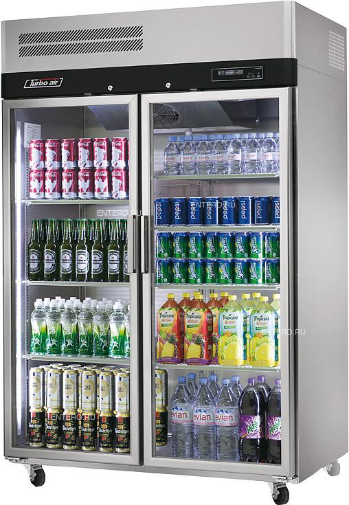Шкаф холодильный Turbo air KR45-2G