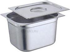 Гастроемкость GASTRORAG TG23040 GN 2/3-40 (354х325х40) нерж. сталь