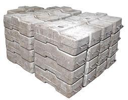 Комплект противовесов для фасадных подъемников  900 кг (36 шт по 25 кг)