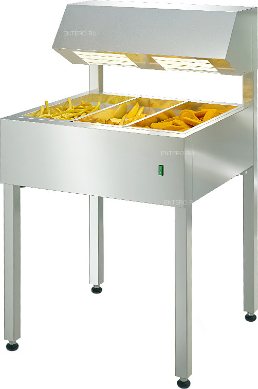 Мармит для картофеля фри ATESY МФ-655/3