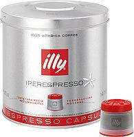 Кофе молотый в капсулах illy ipso home (арабика, средняя обжарка, 21 капсула)
