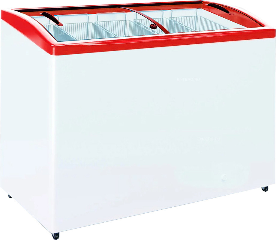 Ларь морозильный ITALFROST (CRYSPI) CF600C + 7 корзин