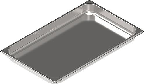 Гастроемкость Tecnoeka KT9G GN 1/1-40 (530x325x40) нерж. сталь