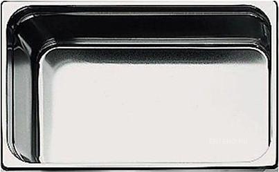 Гастроемкость Kocateq 11040-62 GN1/1*4 (530х325х40) нерж. сталь