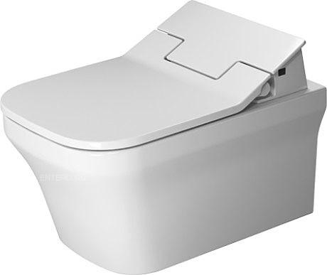 Унитаз-биде подвесной Duravit P3 Comforts 2561590000