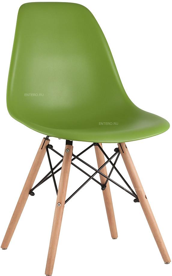 Стул Stool Group Style DSW зеленый x4