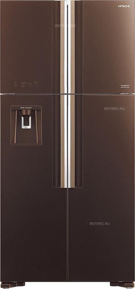 Холодильник Hitachi R-W 662 PU7X GBW