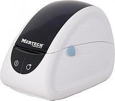 Принтер этикеток Mertech MPRINT LP58 EVA RS232-USB White