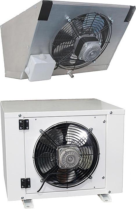 Сплит-система среднетемпературная Intercold МСМ 115