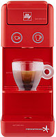 Кофемашина illy iperespresso Y3.2 красная