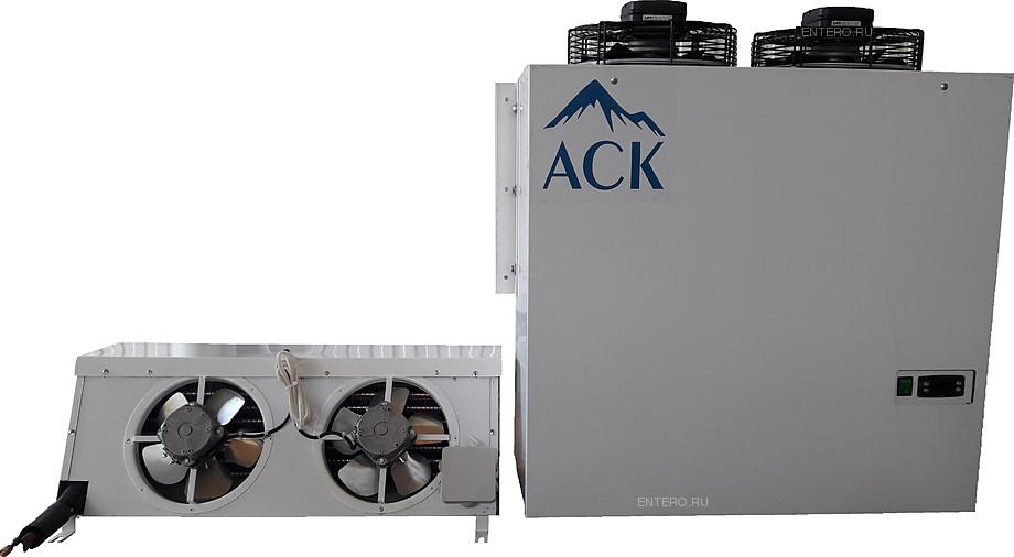 Сплит-система низкотемпературная АСК-Холод СН-12