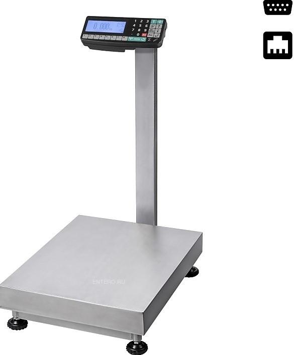 Весы торговые МАССА-К TB-5040N- 200.2-RA3