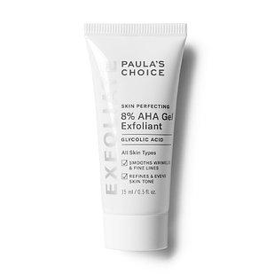 Эксфолиант Paula's Choice с 8% AHA Gel Exfoliant для всех типов 15мл
