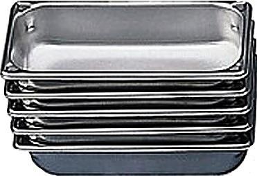 Гастроемкость Rosso GN 1/2-65 (325х265х65) нерж. сталь
