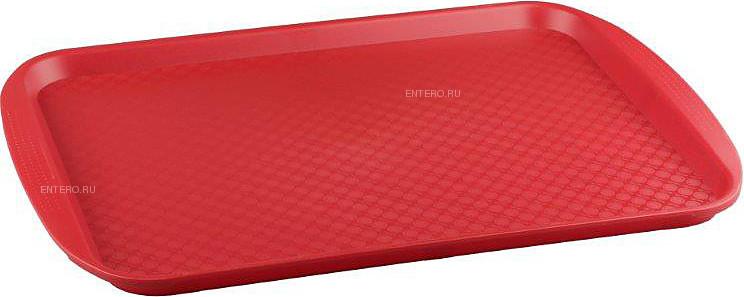 Поднос Restola 422106704 красный