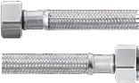 Шланг выходной Brita G3/4-G3/4, DN13, 2 метра, нерж. металл, супергибкость