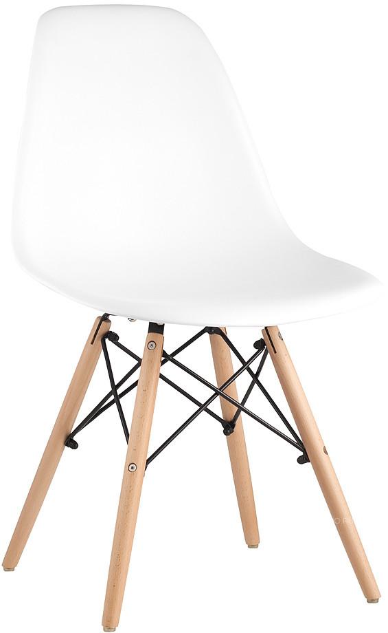 Стул Stool Group Style DSW белый x4