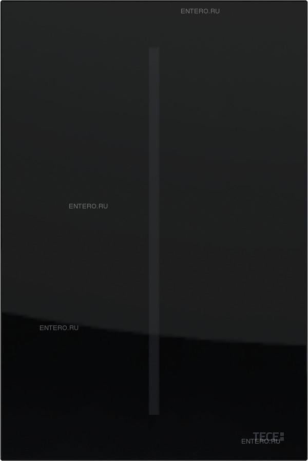 Кнопка смыва TECE TECEfilo питание от батареи, черная
