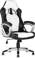 Кресло игровое TopChairs Continental белое