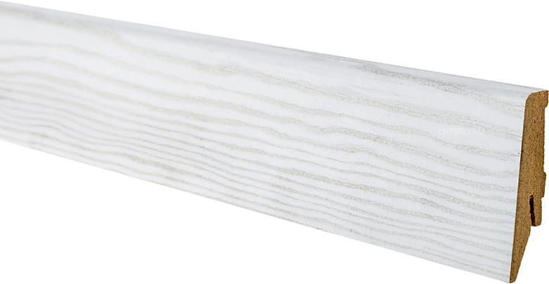 Плинтус GreFF 1056/58 белая сосна