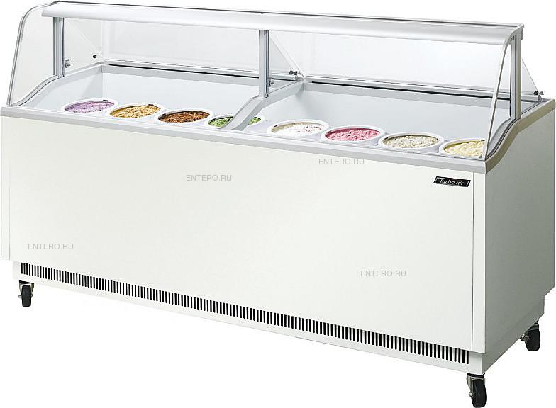 Витрина для мороженого Turbo air TIDC-91W