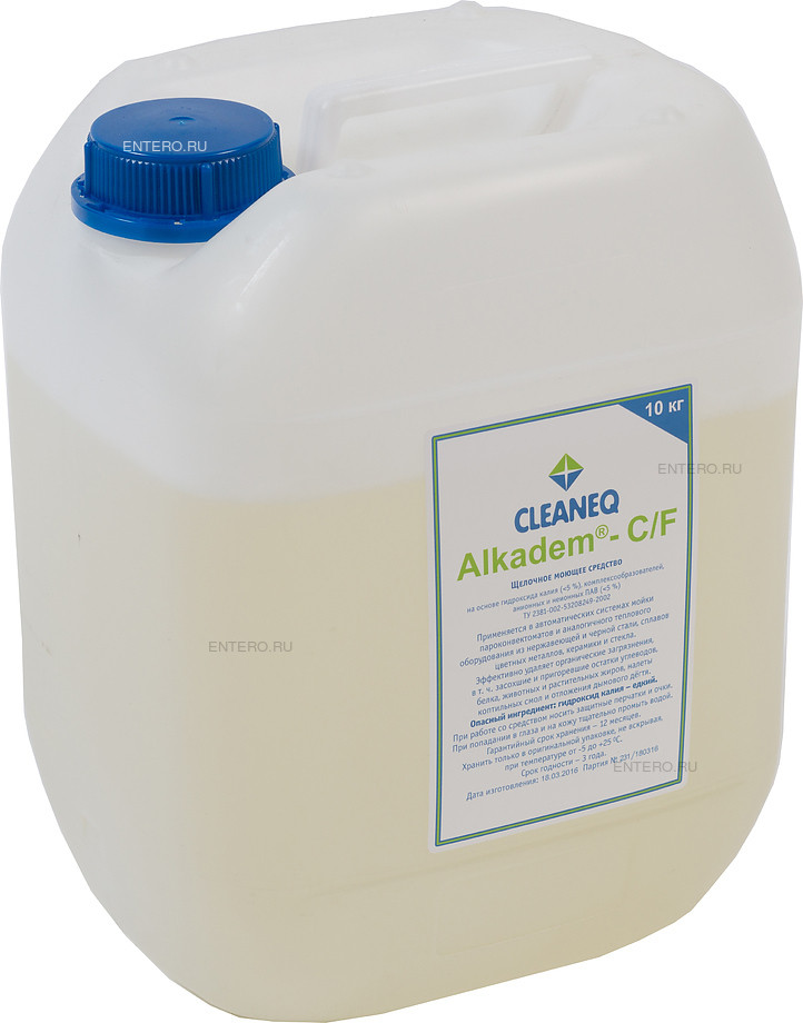 Моющее средство CLEANEQ Alkadem C/F
