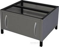 Подставка с тепловым шкафом Vesta для печи-мангала 45