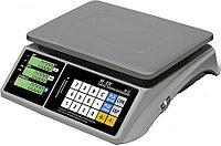 """Весы настольные Mertech M-ER 328 AC-32.5 """"TOUCH-M"""" LCD RS232 и USB"""