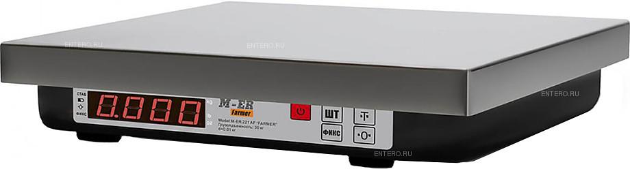 """Весы настольные Mertech M-ER 221 F-32.5 """"Install"""" RS-232"""
