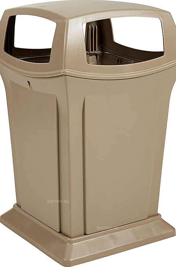 Контейнер для мусора Rubbermaid FG917388BEIG