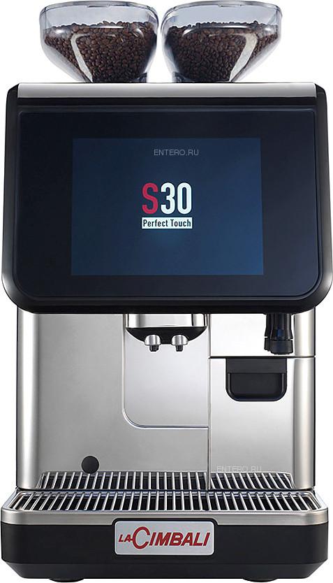 Кофемашина La Cimbali S30 CP11 (2 кофемолки)