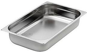Гастроемкость InoxMacel 16200 GN 1/6-200 (176x162х200) нерж. сталь