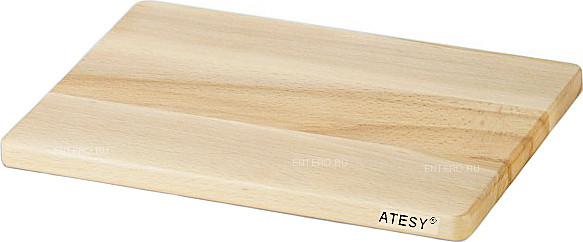 Доска разделочная ATESY 400х300х20 мм
