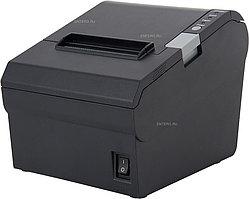 Принтер чековый Mertech MPRINT G80 RS232-USB, Ethernet Black