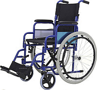 Коляска инвалидная Med-Mos FS909 с РУ