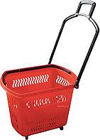Тележка-корзина покупательская Корбис PBT45