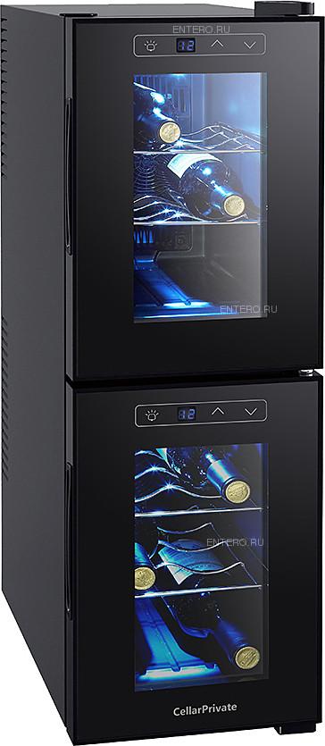 Винный шкаф Cellar Private CP012-2E