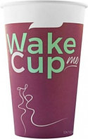 Стакан бумажный Формация 400 мл WakeMeCup
