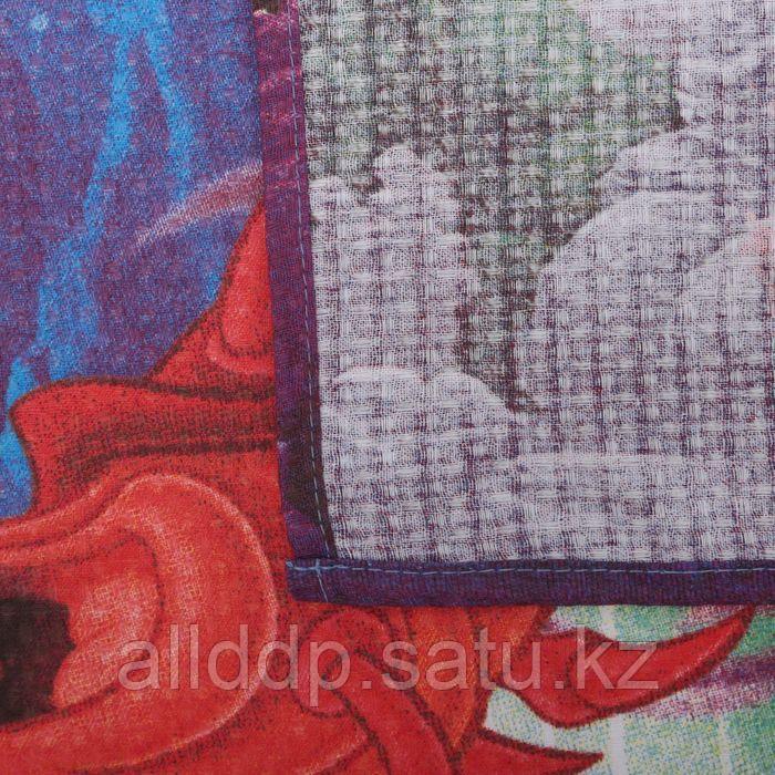 """Полотенце """"Принцессы: Ариель"""" 60х140 см, 100% хлопок 160гр/м2 - фото 3"""