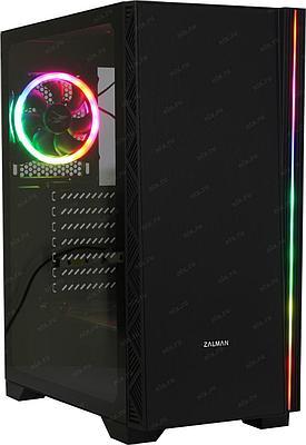 Корпус ATX midi tower Zalman Z3 Neo, (без БП), black