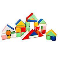 Детский игровой конструктор, 30 элементов, МИКС