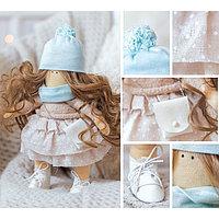 Интерьерная кукла «Лола», набор для шитья