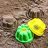 Набор для игры в песке: ведро, мельница, совок, грабли, 2 формочки, СМЕШАРИКИ цвет МИКС, 530 мл, фото 3