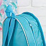 Детский набор «Единорожка», рюкзак 21х25 см, кепка 52-56 см, фото 4