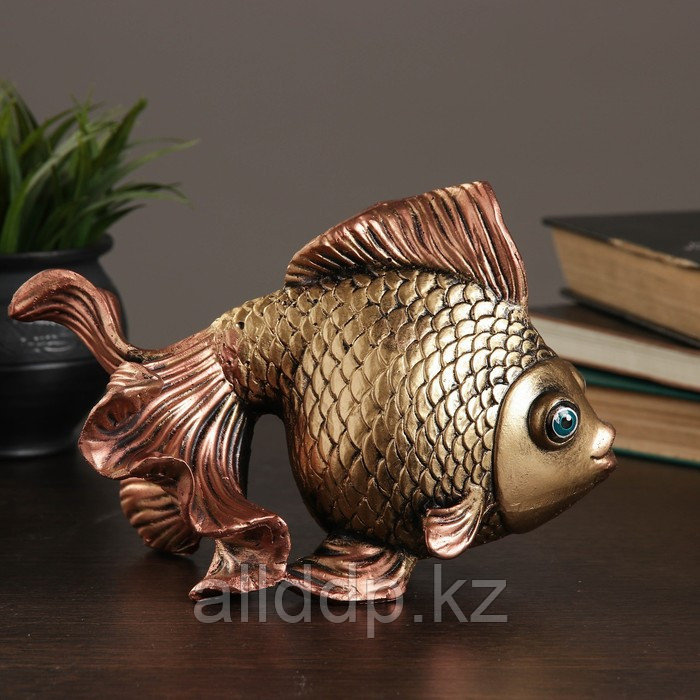 """Копилка """"Золотая рыбка""""  13х25см"""