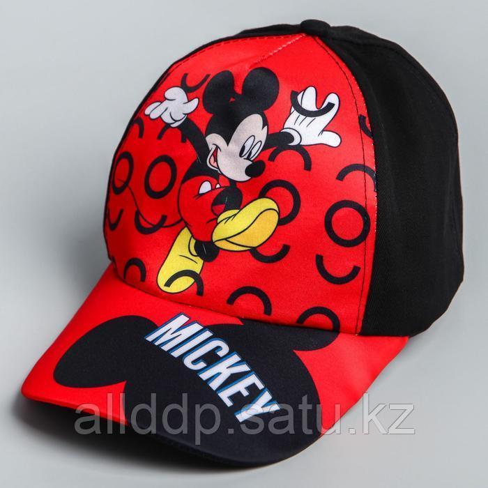 """Кепка детская """"Mickey"""" Микки Маус, р-р 52-56"""