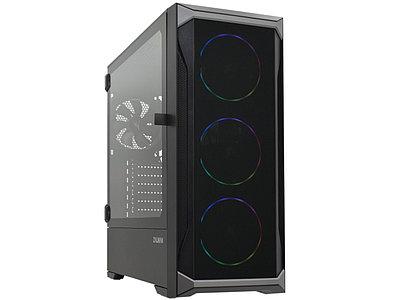 Корпус ATX midi tower Zalman Z8 TG, (без БП), black