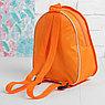 Детский набор «Лисичка», рюкзак 21х25 см, кепка 52-56 см, фото 3