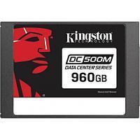 "SSD накопитель 960Gb Kingston DC500M SEDC500M, 2.5"", SATA III"