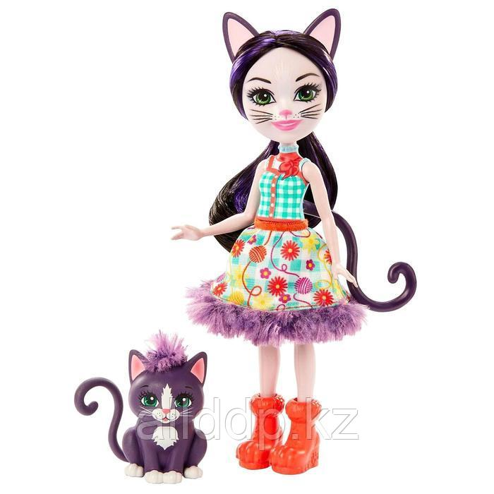 Кукла «Энчантималс» с питомцем - фото 1